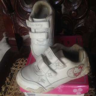 Hello Kitty Sneakers Toddler Girl