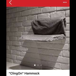 Cling on hammock