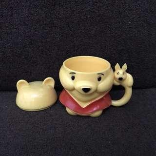 Pooh glass