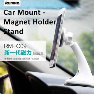 REMAX Car Mount Magnet Mobile Holder Stand