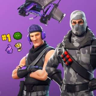 TWITCH PRIME FORTNITE ACCOUNTS // VBUCKS