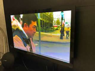 Tv 42inch Plasma