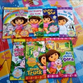 (BNEW) Dora Books