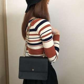 現貨🎀Robinson Convertible Leather Shoulder Bag