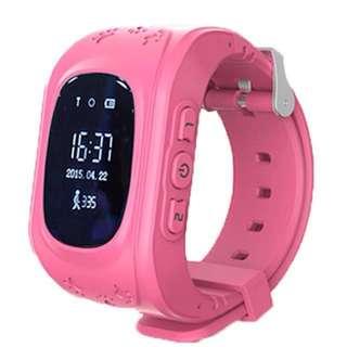 Q50 Kids Smart Watch Tracker.