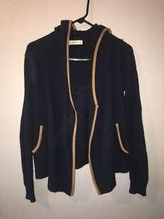 A&F cardigan