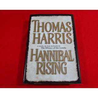Hannibal Rising by Thomas Harris (HB)