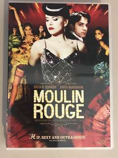 Moulin Rouge, To Kill A MockingBird, The Angriest Man in Brooklyn, Ben-Hur DVD