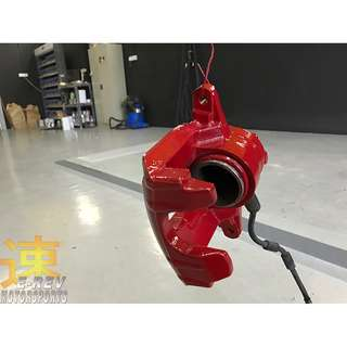 Brake Caliper Spray Painting Services