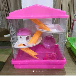 Hamster Cage (Trustie Brand)
