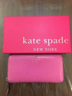Used Kate Spade purse 100% authentic