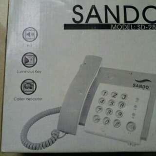 Sando 大聲大字粒電話