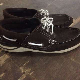 Visvim Brown hockney