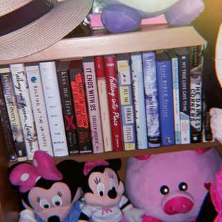 Hardbound books and other stuffs