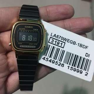 Casio LA670WEGB