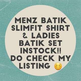 BATIK!!