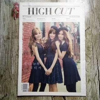 Highcut HIGH CUT ft TAETISEO TTS Girls Generation