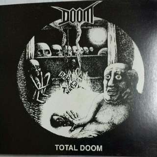 Music CD: Doom ‎– Total Doom