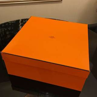 Hermes B35 box 42cm