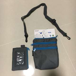 Travel pouch / money pouch