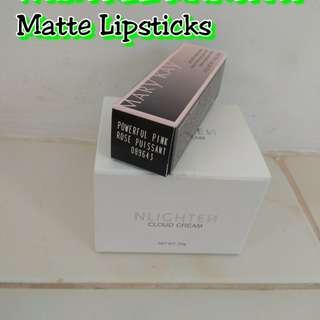 Nlighten Cloud Cream with FREE Mary Kay Lipstick