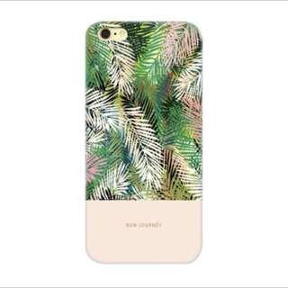 🚚 全新RICHE手機殼-粉紅叢林-iPhone 7+適用