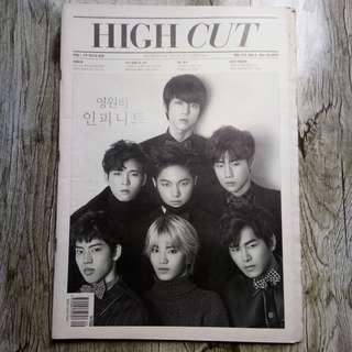 High Cut Highcut ft Infinite