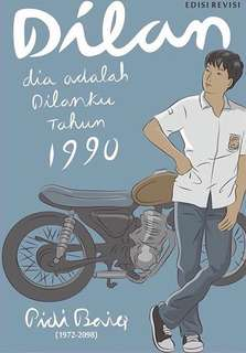 Ebook Dilan 1990