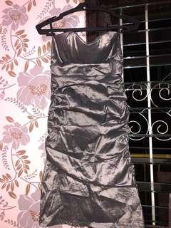 Opening Sale! - Grey Tube Dress