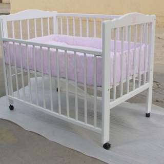 Baby cot (just as new)