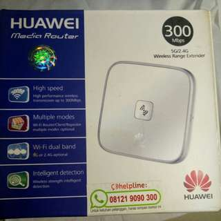 Huawei Media Router multiple modes