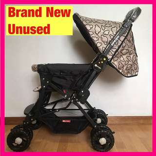 BRAND NEW Baby Stroller For SALE! SGD99! With FREE GIFT! Last Pcs!