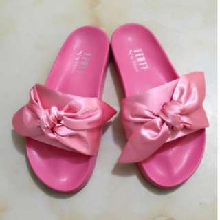 [NEW ] [PO] PROMOTION FOR MONTH OF MARCH 2018!!! FENTY RIBBON SLIPPERS ON SALES NOW !! HURRY GET THIS CUTE ITEMS NOW !!!!