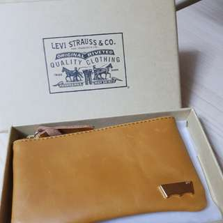 Levi Strauss & Co coin pouch
