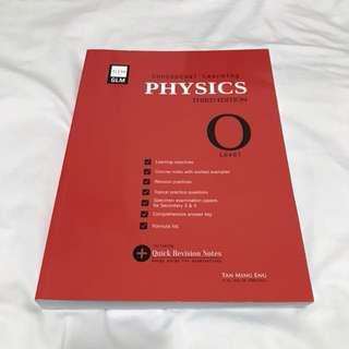 Conceptual Learning O Level Physics Book