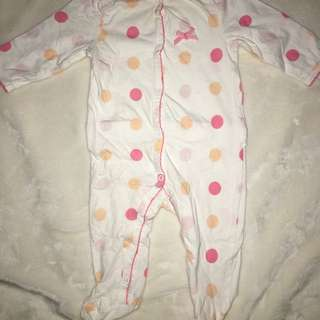 Kiabi Footed Onesie