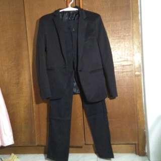 Formal Coat and Pants