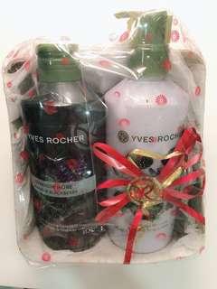 [BINB]Yves Rocher Body Lotion & Shower Gel set