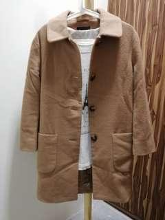 UNIQLO Winter Wool Coat