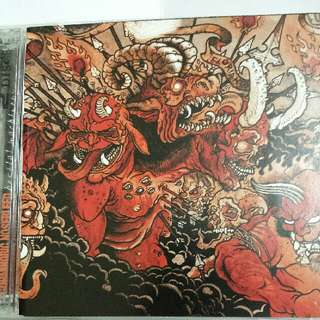 Music CD (2xCD): Agoraphobic Nosebleed ‎–Bestial Machinery (ANb Discography Vol 1) - Metal, Grindcore, Relapse Records