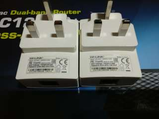 tp-link AV500 Nano Powerline Adapter