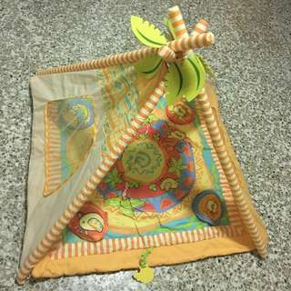 Infant play tent