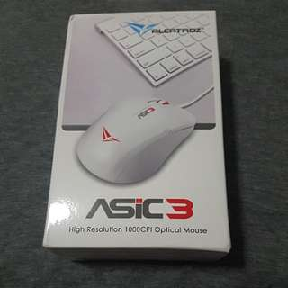 Alcatroz Asic 3 Mouse