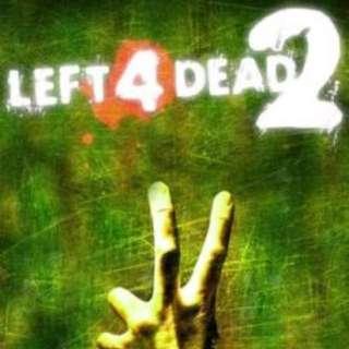 Left 4 Dead 2 (steam)
