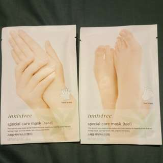 Hand / Foot masks