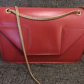 YSL Saint Laurent leather bag