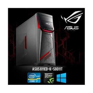 ASUS G11CD-K-SG011T ROG DESKTOP