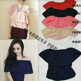 Blouse Sabrina Top