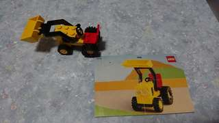 Lego#1633推車