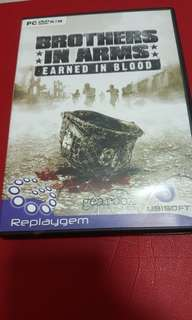 PC Game: Brothers In Arms- Earned In Blood